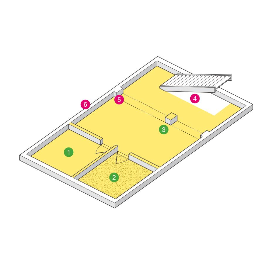La réforme de la surface de plancher